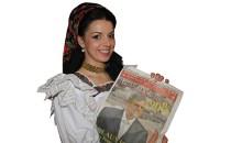 De Moş Nicolae, maramureşeanca Maria Luiza Mih a petrecut alături de românii din Madrid