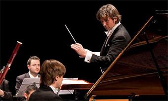 Virgil Popa, în concert