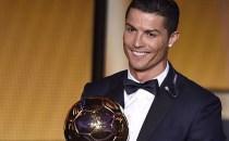 Cristiano Ronaldo a câștigat Balonul de Aur 2014