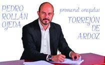 Interviu cu Pedro Rollán Ojeda, primarul oraşului Torrejón de Ardoz