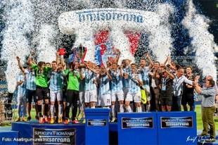ASA Târgu Mureș a câștigat Supercupa României