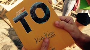 Antologie a poeţilor participanţi la Festivalul Voix Vives din Toledo