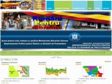 Agenţia Români pentru români