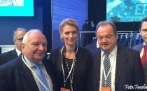 Alina Gorghiu și Vasile Blaga s-au întâlnit la Madrid cu o parte a reprezentanţilor comunităţii româneşti din Spnia