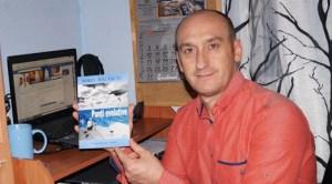 Scriitorului bistriţean Sorin Bălăşcău, stabilit în Quintanar de la Orden, şi-a lasnsat cel de-al treile volum de poezii în limba română