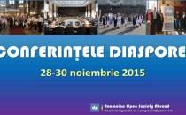 Invitaţie la Conferinţele Diasporei