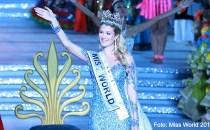 Miss World 2015: Cea mai frumoasă femeie de pe glob este o catalană