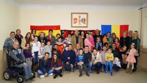Participanţi la Ziua României în Quintanar de la Orden