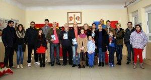 """Quintanar de la Orden Prezentarea cărții """"Punți evolutive"""" a scriitorului Sorin Bălăşcău"""