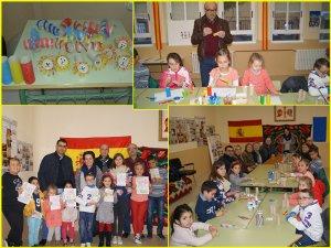 """Secvenţe de la atelierul pentru copii """"Cartea Junglei"""""""
