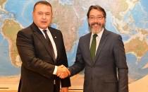 Primarul oraşului Brunete, Borja Gutiérrez Iglesias, primit la Camera de Comerţ şi Industrie a României