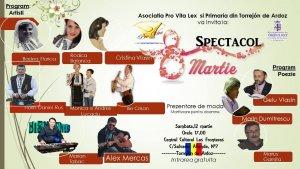 """Spectacol cu prilejul """"Zilei Femeii"""" în oraşul Torrejon de Ardoz"""