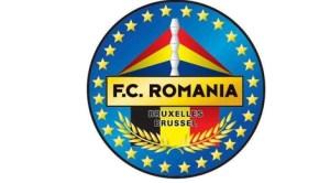 Emblema FC Romania Bruxelles