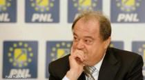PNL se clatină înainte de alegeri: Senatorul Vasile Blaga a demisionat din funcția de copreședinte al partidului