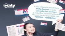 Compania de curierat Maty Express lansează o campanie de fidelitate pentru un an de zile dedicată românilor din străinătate