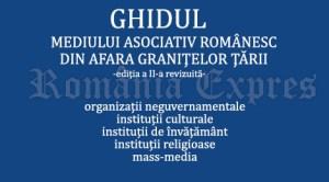 Ghidul Mediului Asociativ Românesc din afara graniţelor ţării