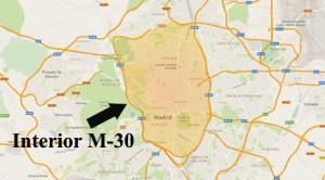 Interior M-30