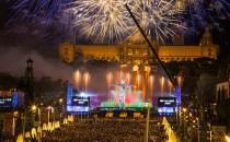 Barcelona şi Madrid, printre primele patru oraşe în TOP 15 cele mai petrecărețe țări în noaptea dintre ani