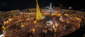 Revelion în Madrid