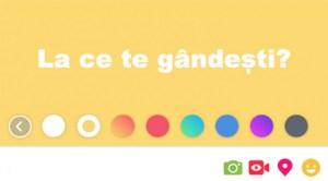 Ultima noutate pe Facebook: Culoare de fond la textele publicate