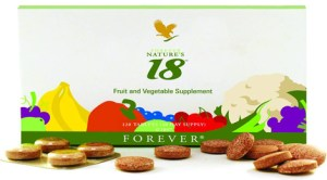 Suplimente alimentare Forever - Forever Natures 18