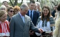 Prinţul Charles al Marii Britanii, la a doua sa vizită oficială în România