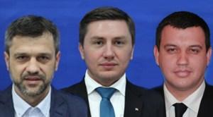 Doru-Petrişor Coliu, Constantin Codreanu şi Eugen Tomac