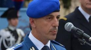 Colonel Lucian Gavrilă, şeful Jandarmeriei Europene