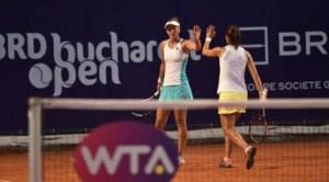 Irina Begu şi Raluca Olaru