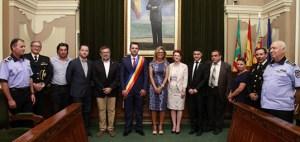 Vizita delegaţiei Primăriei Târgovişte în oraşul Castellón de la Plana