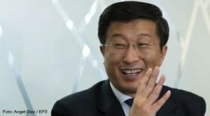 Ambasadorul Republicii Populare Democrate Coreene, Kim Hyok Chol
