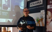 "Albumul de fotografie ""7"" semnat de Enric Centeno lansat de Centrul Cultural RoBarna la librăria Punct din Barcelona"