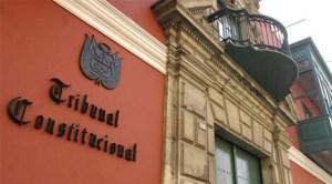 Tribunalul constituţional spaniol