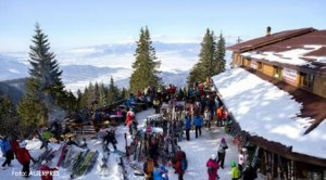 Iarna la munte