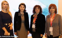 Festivitatea de deschidere a standului României la FITUR 2018