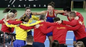 Echipa României de Fed Cup 2018