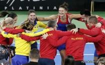 România a învins Canada cu scorul de 3-1 în primul tur al Grupei Mondiale II a Fed Cup