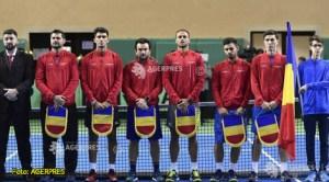 Echipa de Cupa Davis a României