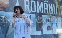 """Cântăreaţa Cristina Maria Vlaşin, invitată la programul de radio """"Al şaptelea viciu"""" de la Radioul Naţional Spaniol"""