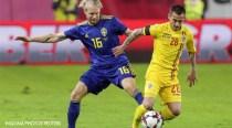 Fotbal: România a învins Suedia cu 1-0, într-un meci amical disputat pe noul stadion ''Ion Oblemenco'' din Craiova