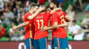 Echipa Nationala a Spaniei