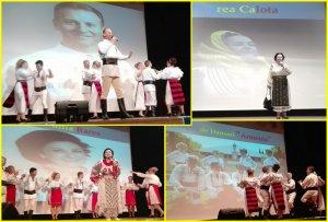 Spectacol de muzică populară şi dansuri tradiţionale româneşti în Salamanca