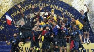 Franţa s-a proclamat pentru a doua oară campioană mondială