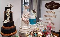 Cea mai cunoscută cofetărie românească din Madrid, Couture Cakes, sărbătoreşte un an de la înfiinţare