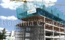 În luna iulie România a înregistrat cel mai semnificativ declin din UE la lucrările de construcţii