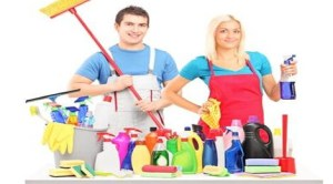 Persoană pentru curăţenie