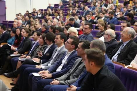 Gala celei de-a zecea ediţii a premiilor pentru Excelență Academică în Străinătate 1