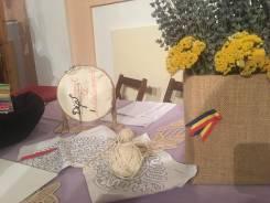 Eveniment artistic - meșteșugăresc intercultural în Brihuega 4