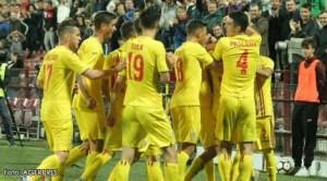 Selectionata de fotbal U21 a Romaniei