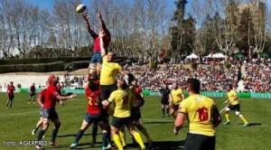 Spania - Romania la rugby